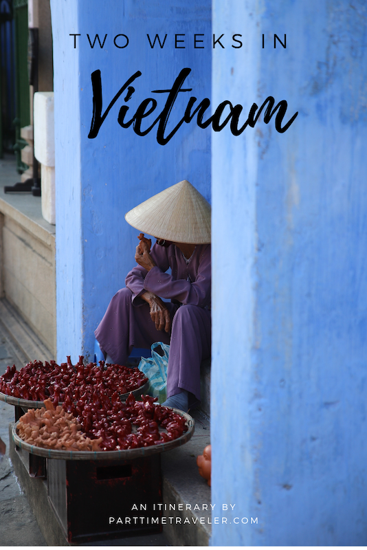 Two Weeks in Vietnam Itinerary