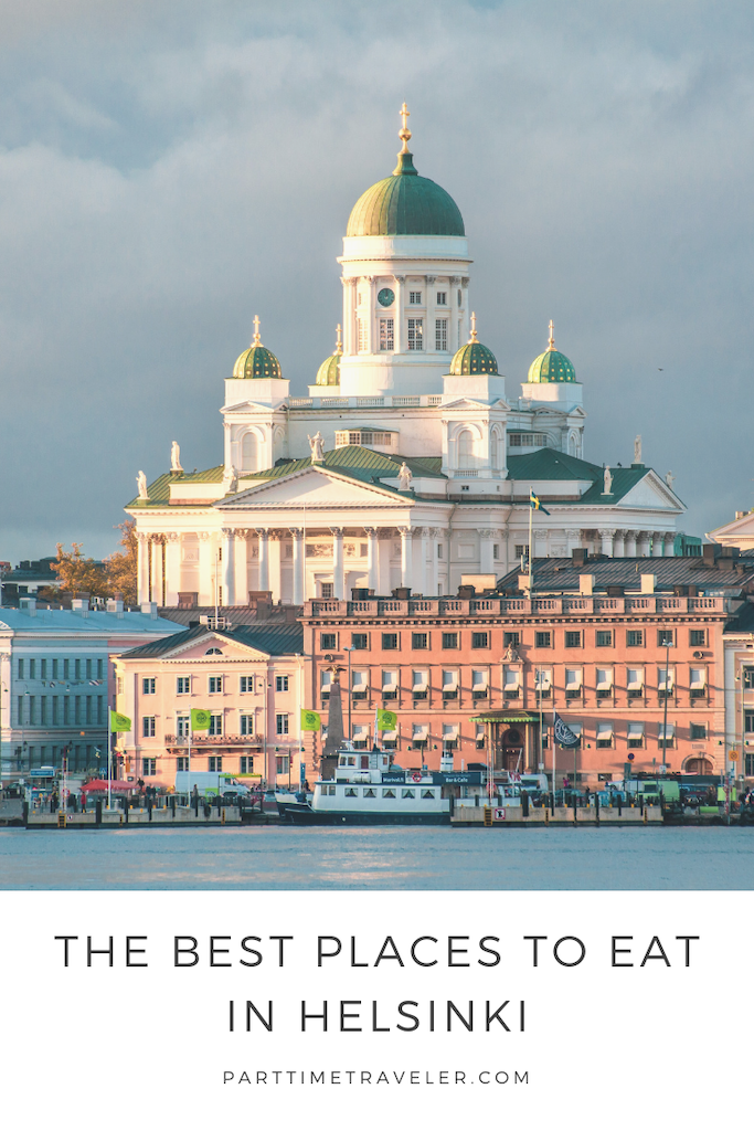 helsinki's best restaurants - where and what to eat in finland
