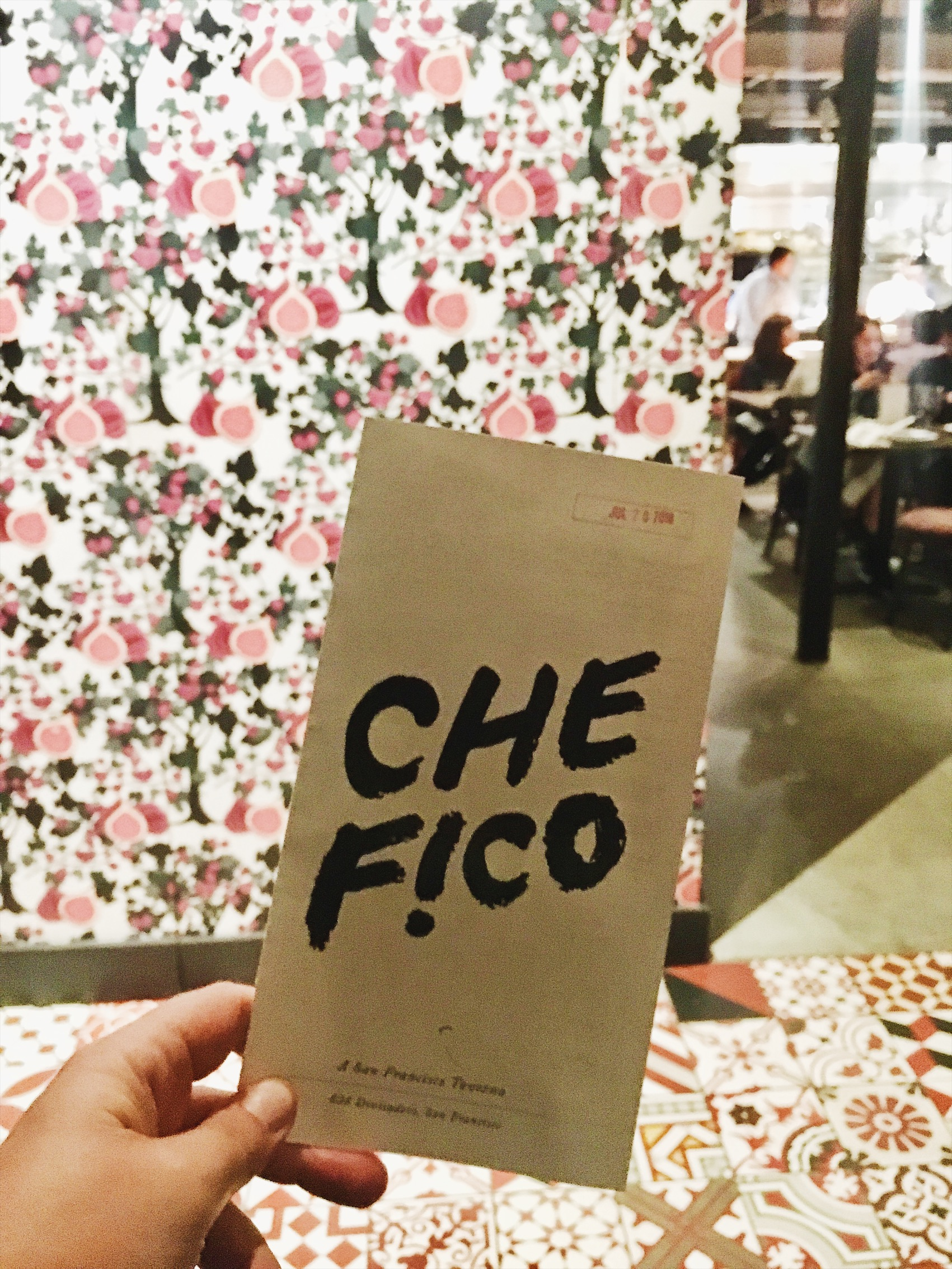 Che Fico San Francisco restaurant