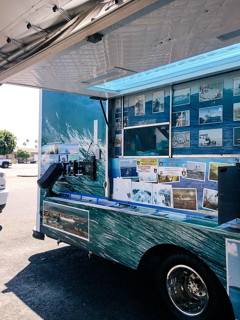 San Diego tacos truck