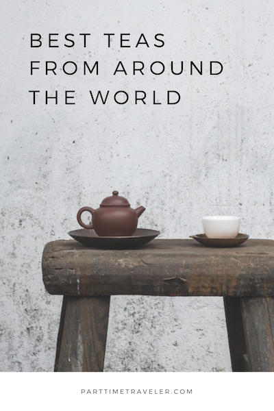 best teas from around the world