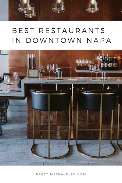 Best Downtown Napa Restaurants