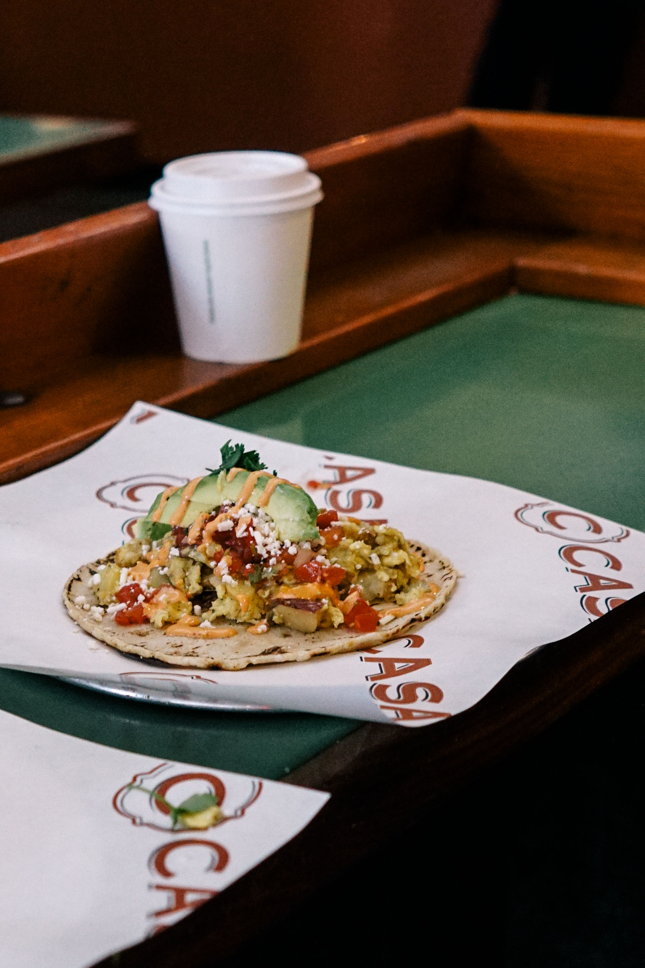 best restaurants in downtown napa - c casa breakfast tacos