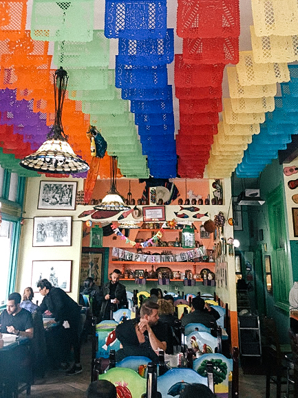 mission district san francisco mexican restaurant