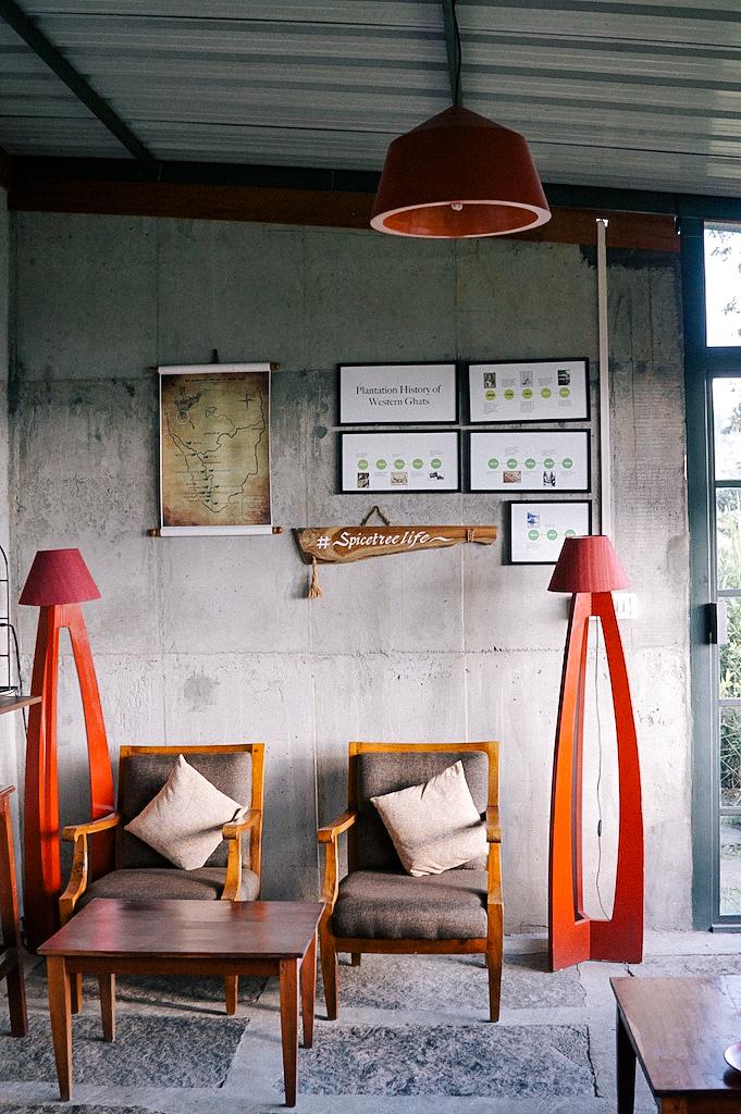 SpiceTree Munnar tea lounge