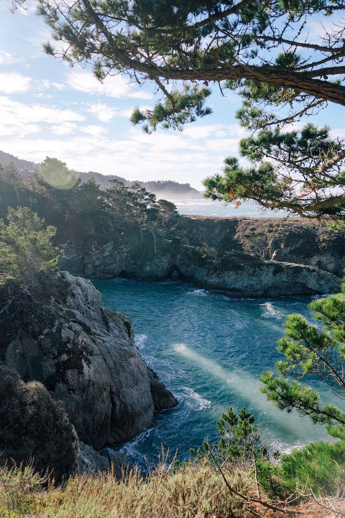China Cove, Point Lobos, California