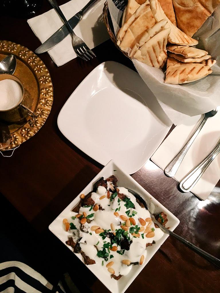 Lebanese food in San Francisco