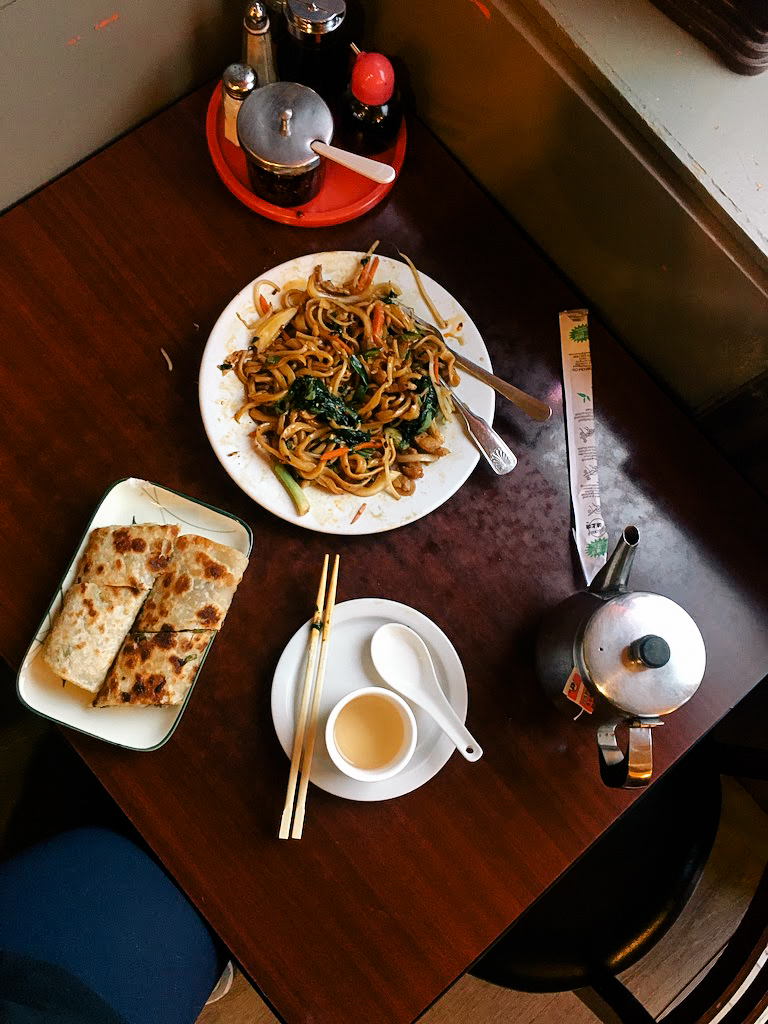 Best Chinese noodles in San Francisco