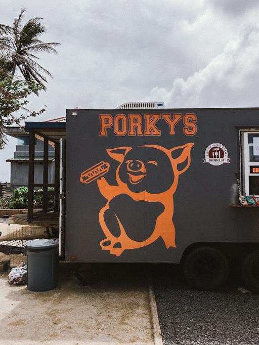 Porky's Food Truck Kauai